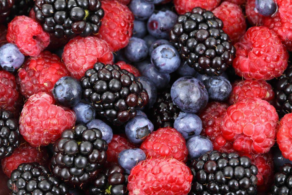 Farm Fresh Berries